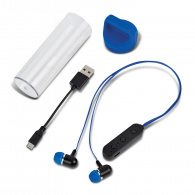 Wireless Ear Buds In Case image