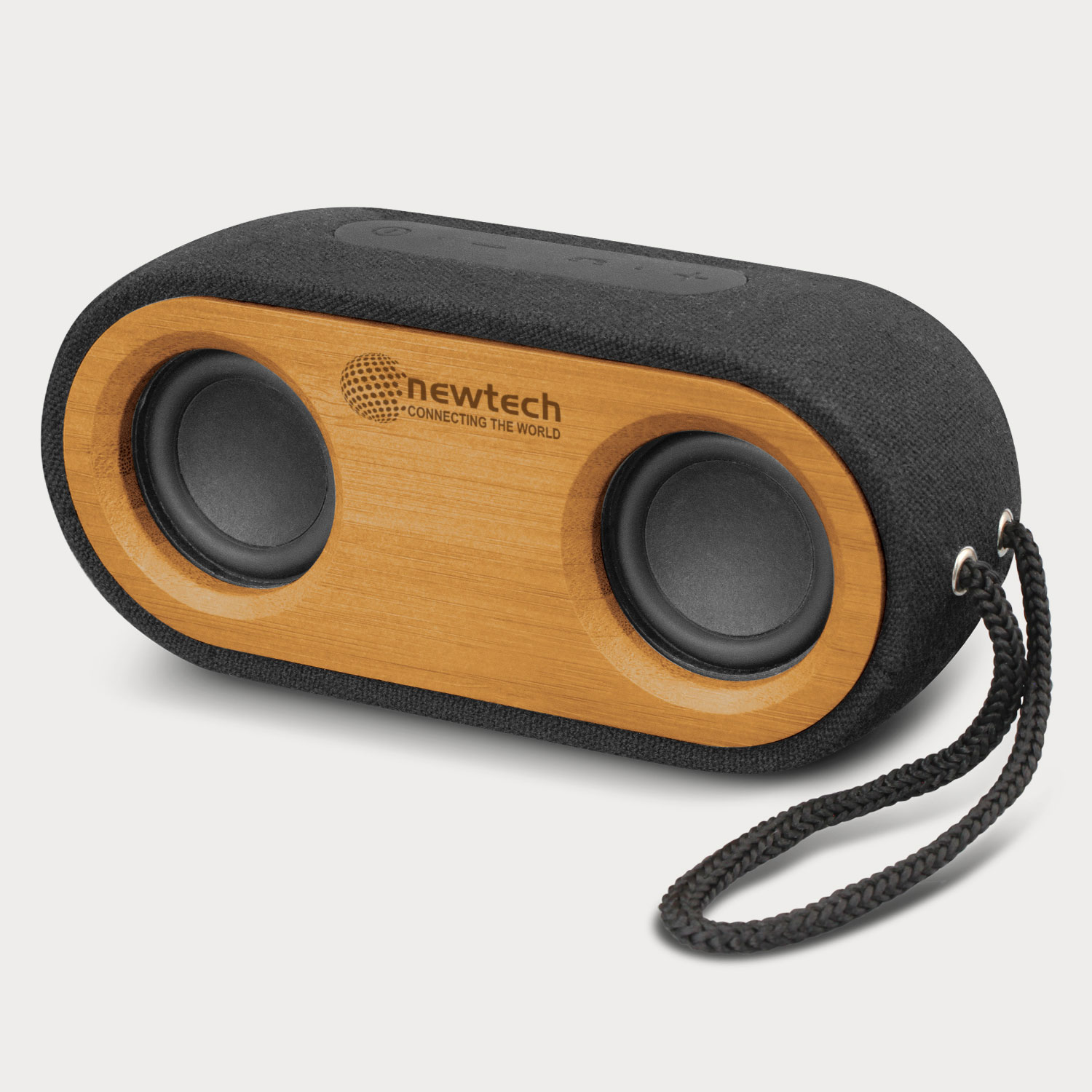 Bass Bluetooth Speaker — 9 with Specific Colour Print, one colour, one  position (includes freight)