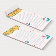 DLE Vertical Note Pad (50 leaves) image
