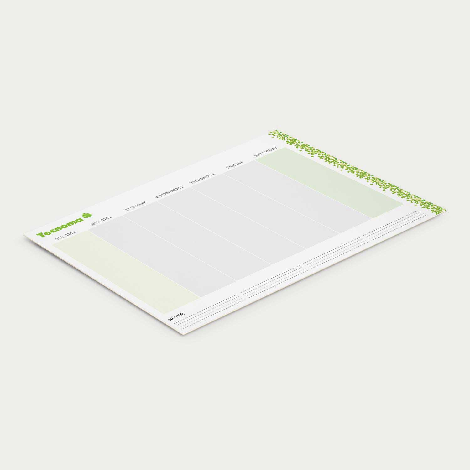 Desk Planner A2 25 Leaves Primoproducts