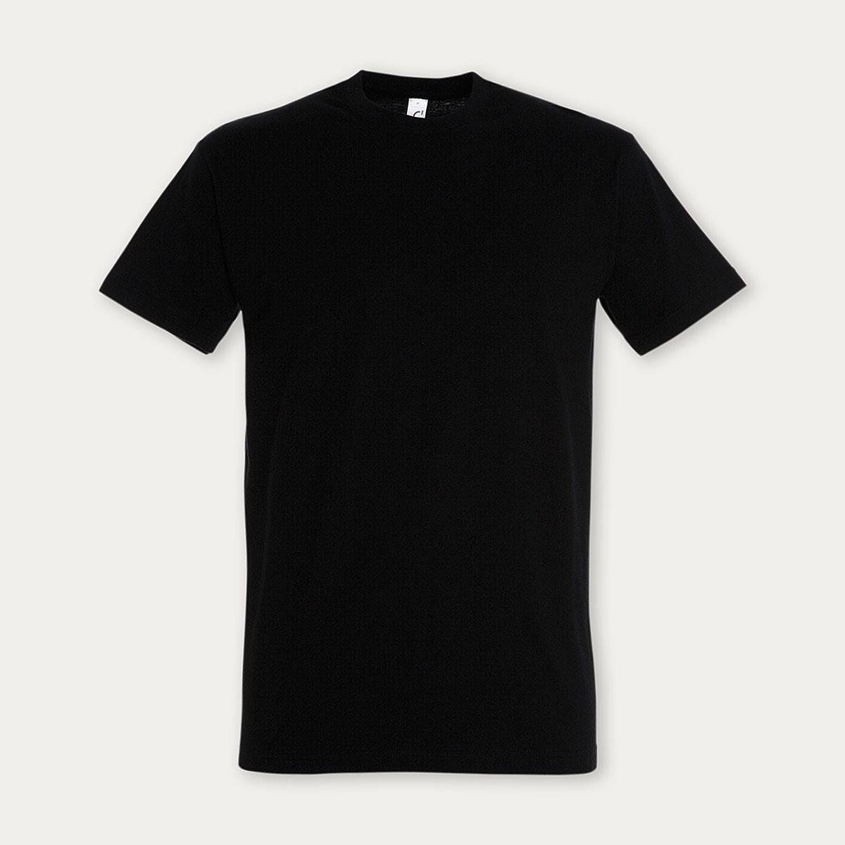 Logo Adult Mens T-Shirt Sol