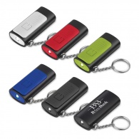 2-in-1 Key Chain Light