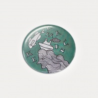 Button Badge Round (58mm)