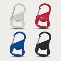 Carabiner Bottle Opener (Indent)