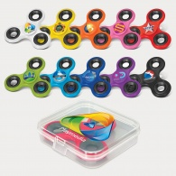 Fidget Spinner with Gift Case