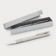Lamy Logo Pen (Brushed Steel)