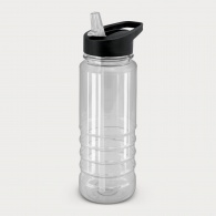 Triton Drink Bottle (Black Lid)