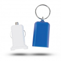 USB Car Charger Key Ring