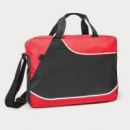 Centrix Conference Satchel+Red