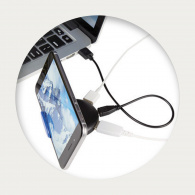 4 Port USB Phone Stand image